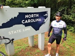 Carolina State line Pic