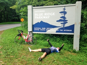 470 miles in 4 days complete!